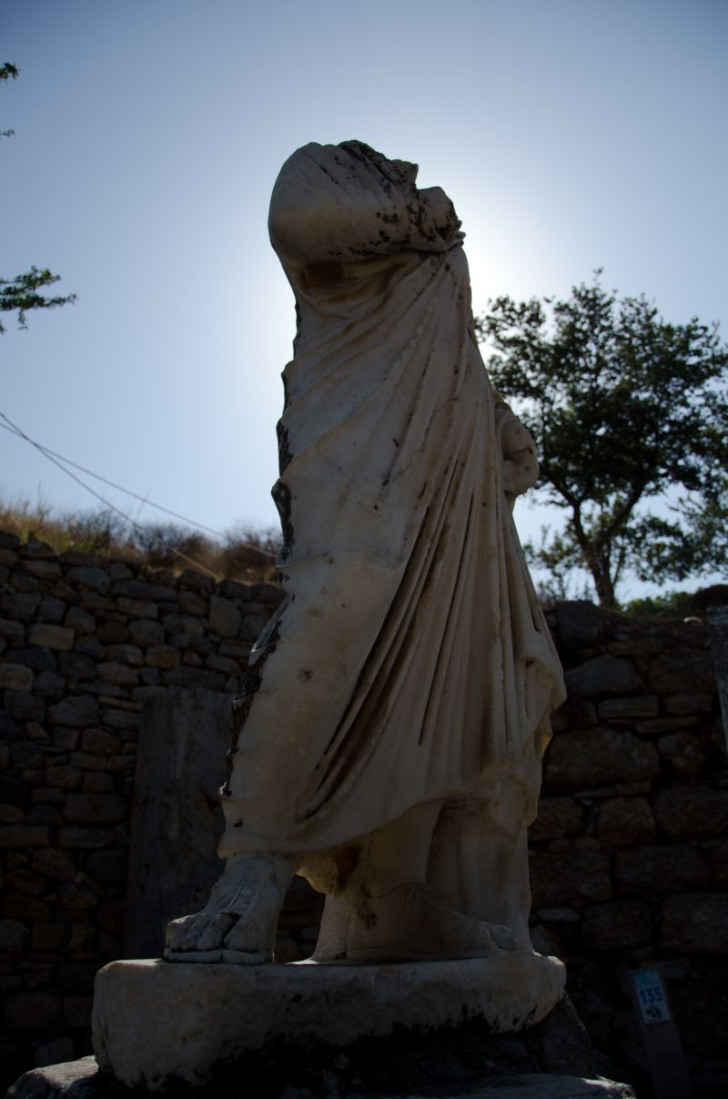 Beheaded Ephesus