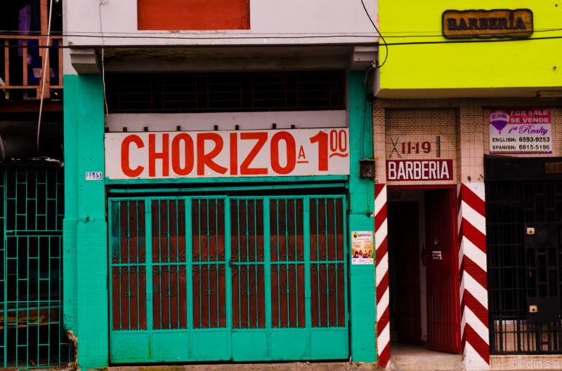 Choricería y Barbería
