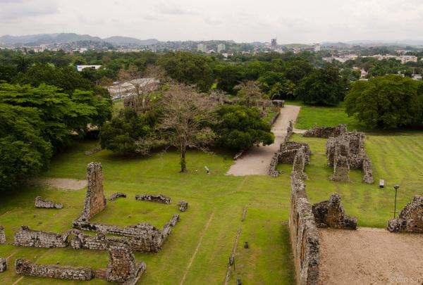 Panamá La Vieja