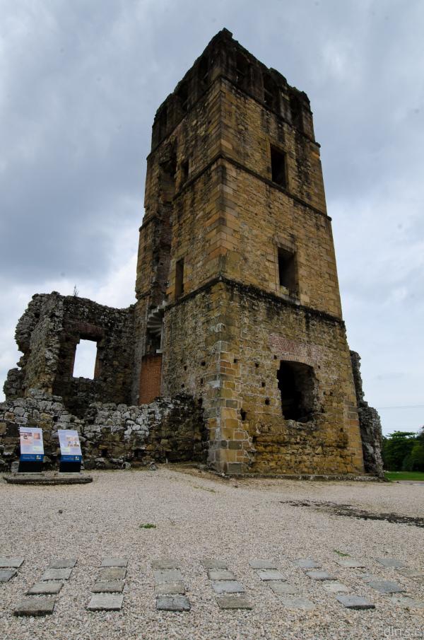 Estudio de la Torre de Panamá La Vieja I
