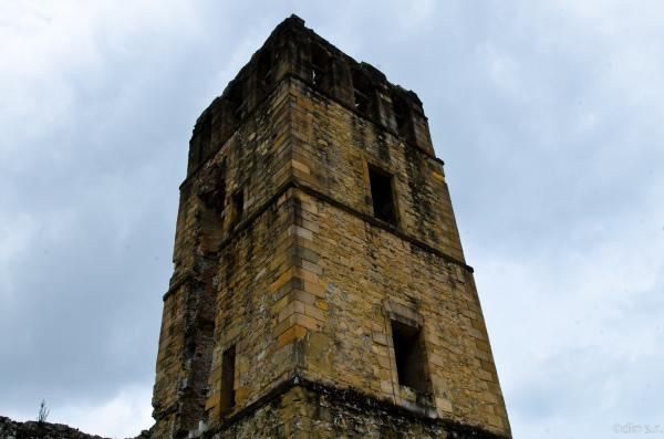 Estudio de la Torre de Panamá La Vieja II