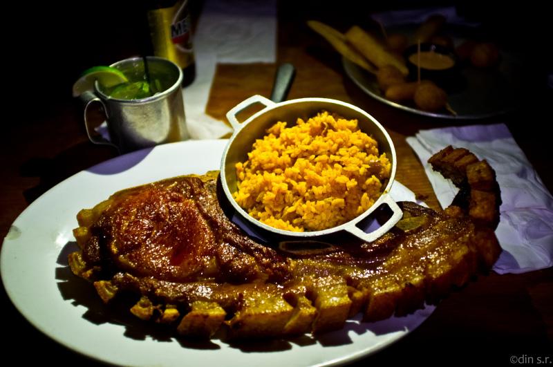 Chuleta Can Can - Food & Cuisine Photos - Bo-¿Qué?