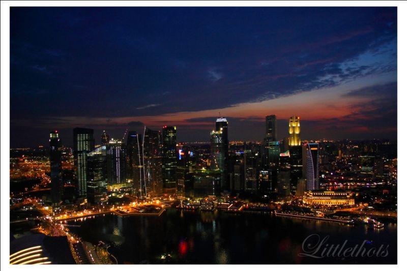 Twinkle Twinkle City Lights~~~