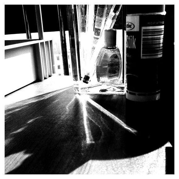 Sunshine on my table 1