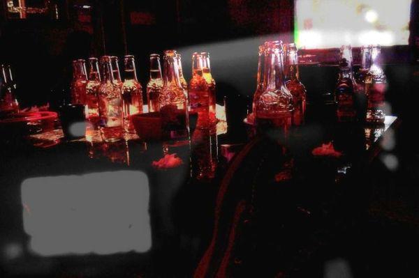 One night in Karaoke
