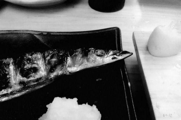 Saury fish*秋刀魚