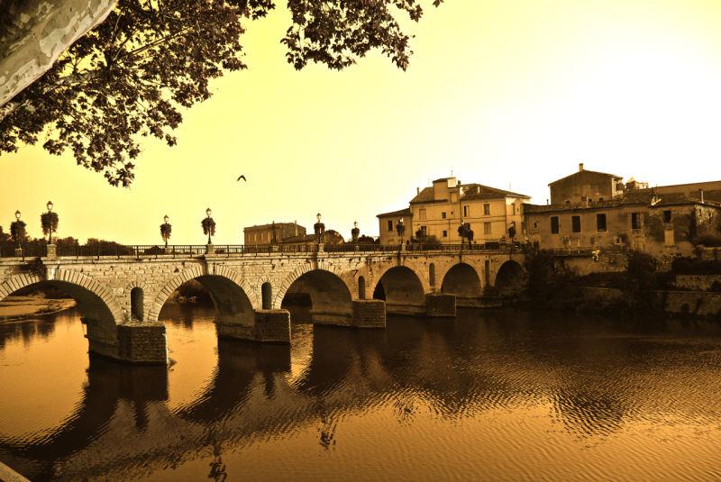 pont, Sommières
