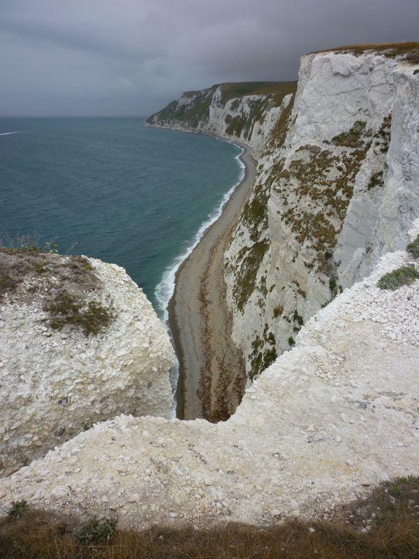 Part of the Jurassic Coast, Dorset.