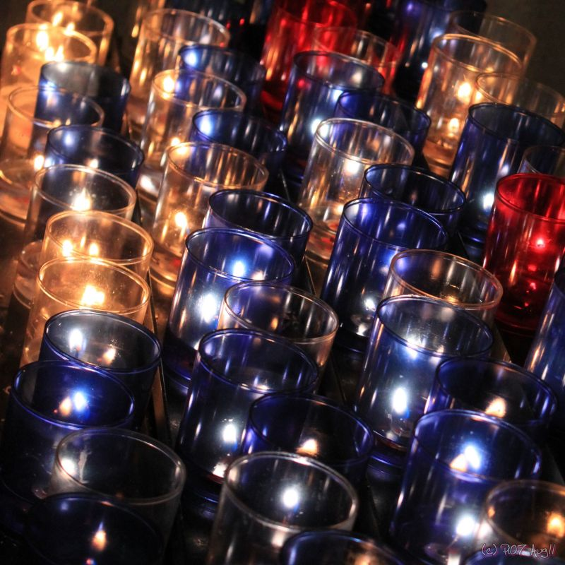 bougies d