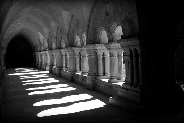 ...Abbaye de Fontenay...