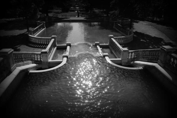 ...une fontaine remplie d'étoiles...