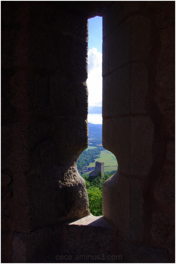 Le Ramstein vu de l'Ortenbourg...