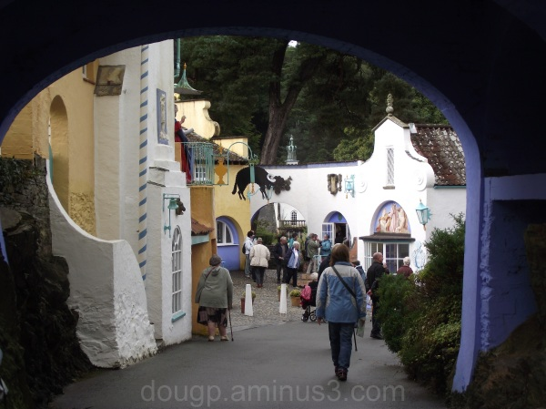 Portmeirion Entrance Arch