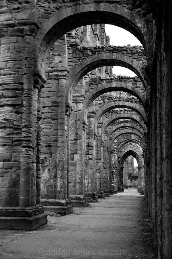Fountains Abbey 1