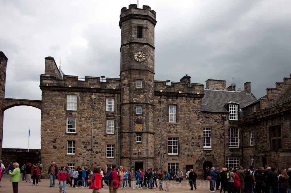 Edinburgh Castle, The Palace