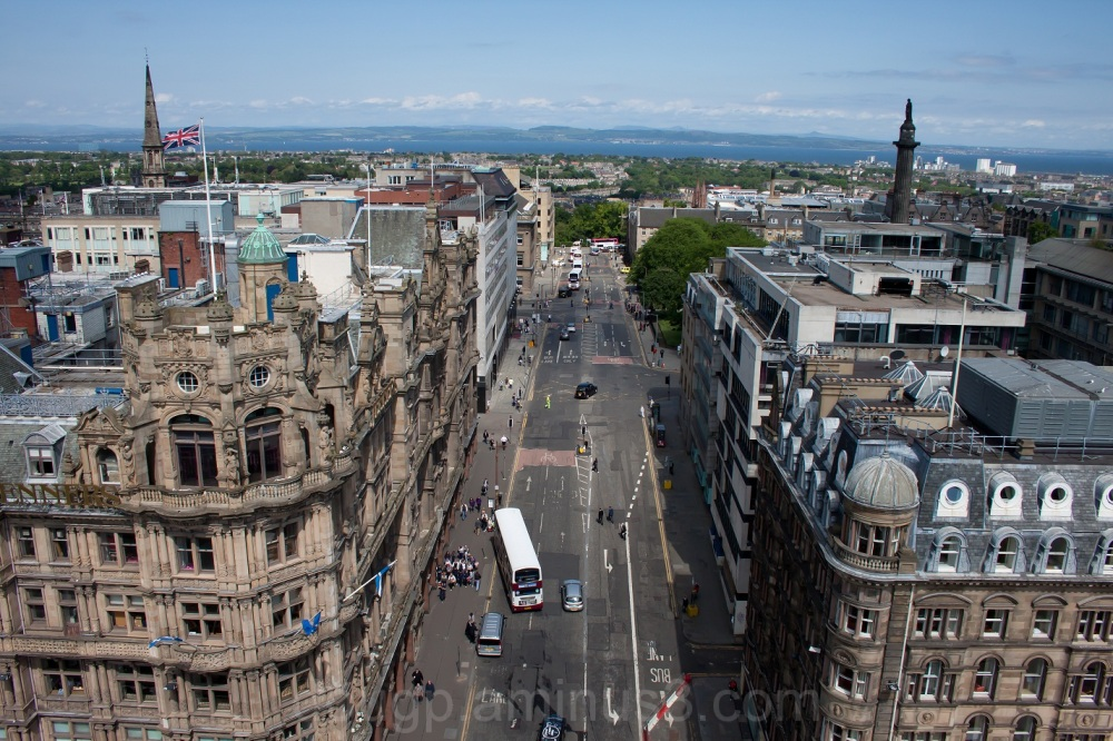 Sir Walter Scott Monument 4