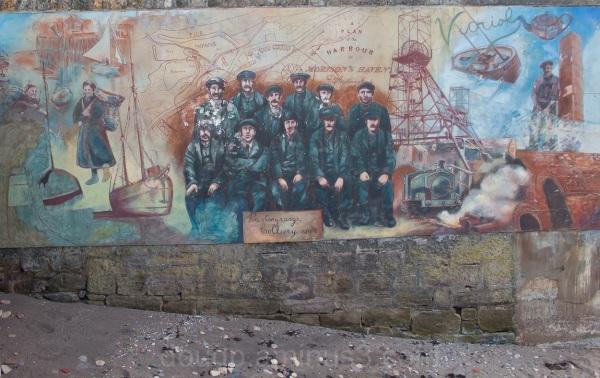 Prestonpans Murals 3