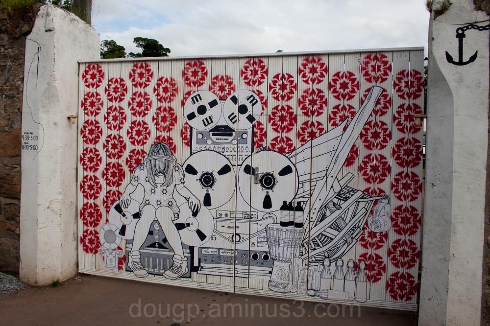 Prestonpans Murals 5
