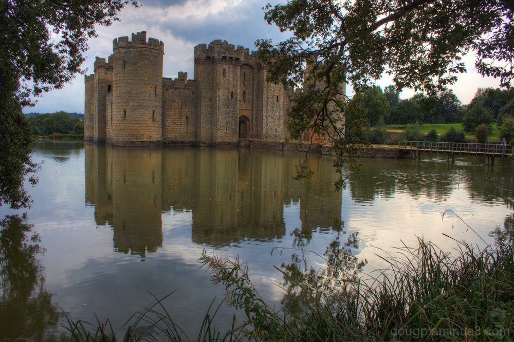Bodiam Castle (HDR revisited)