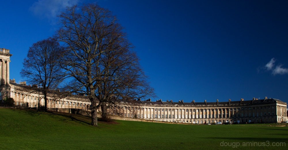 Royal Crescent, Bath. 3 of 3