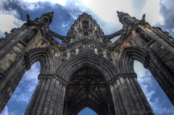 Sir Walter Scott's Tower