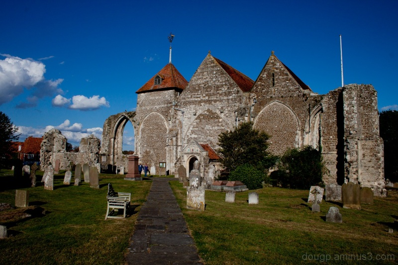 The Church of St Thomas at Winchelsea 2