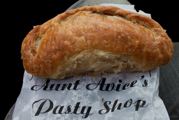 A real Cornish Pasty