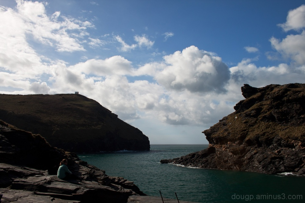 Boscastle, Harbour Mouth