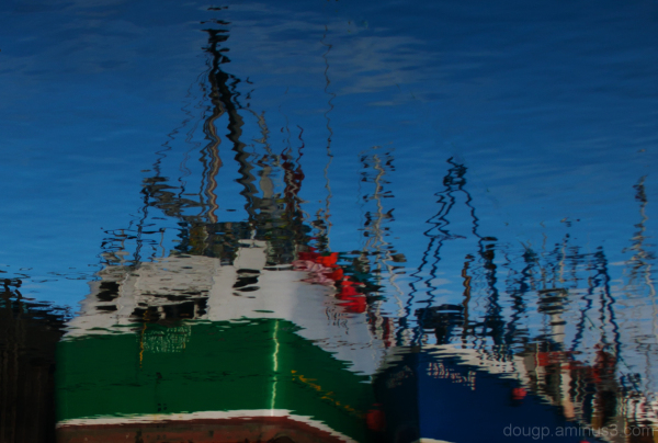 More reflections on Padstow