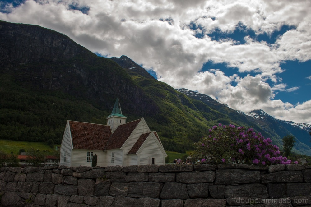 The Old Church at Olden