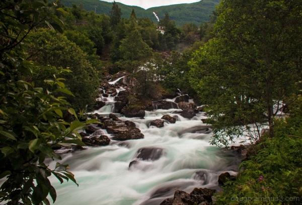 Geiranger falls