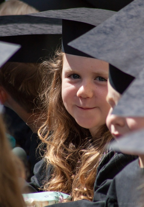 My little Princess graduates