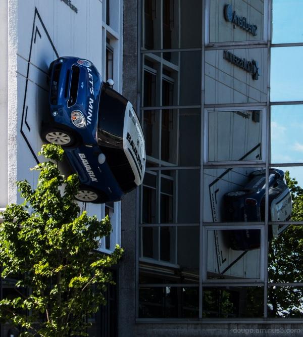 Now where did I park the car ?