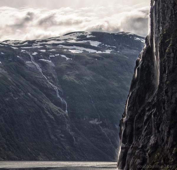 Geiranger fjord again
