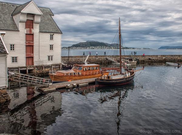 Alesund Harbour 1 of 2