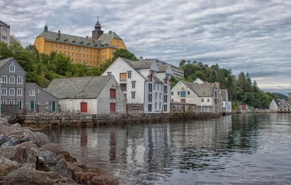 Alesund Harbour 2 of 2