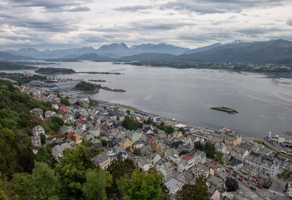 Above Alesund 1 of 2