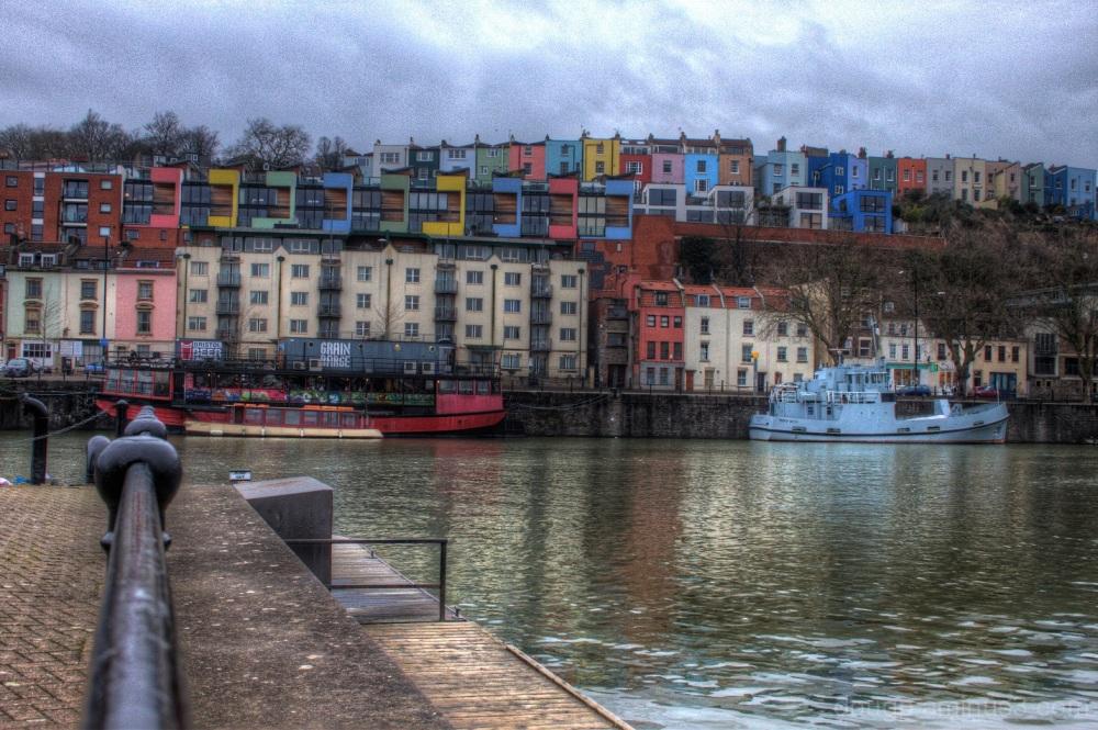 Bristol Docks HDR