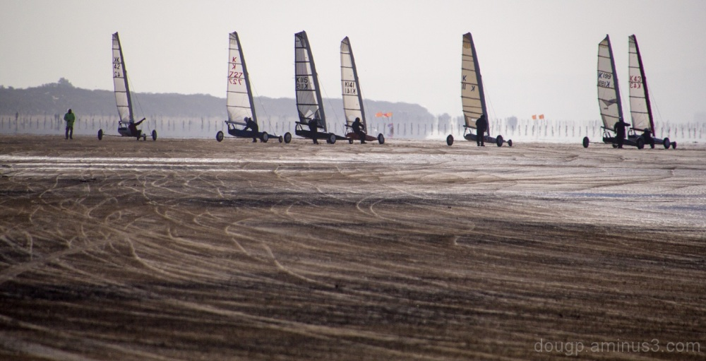 Sand yachts races 1 of 6