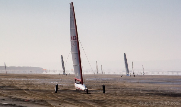 Sand yachts races 2 of 6