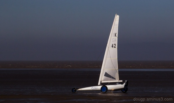 Sand yachts races 4 of 6