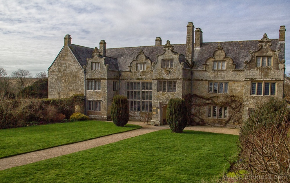 Trerice manor cornwall