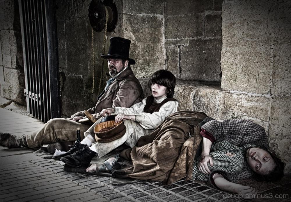 Ragged Victorians