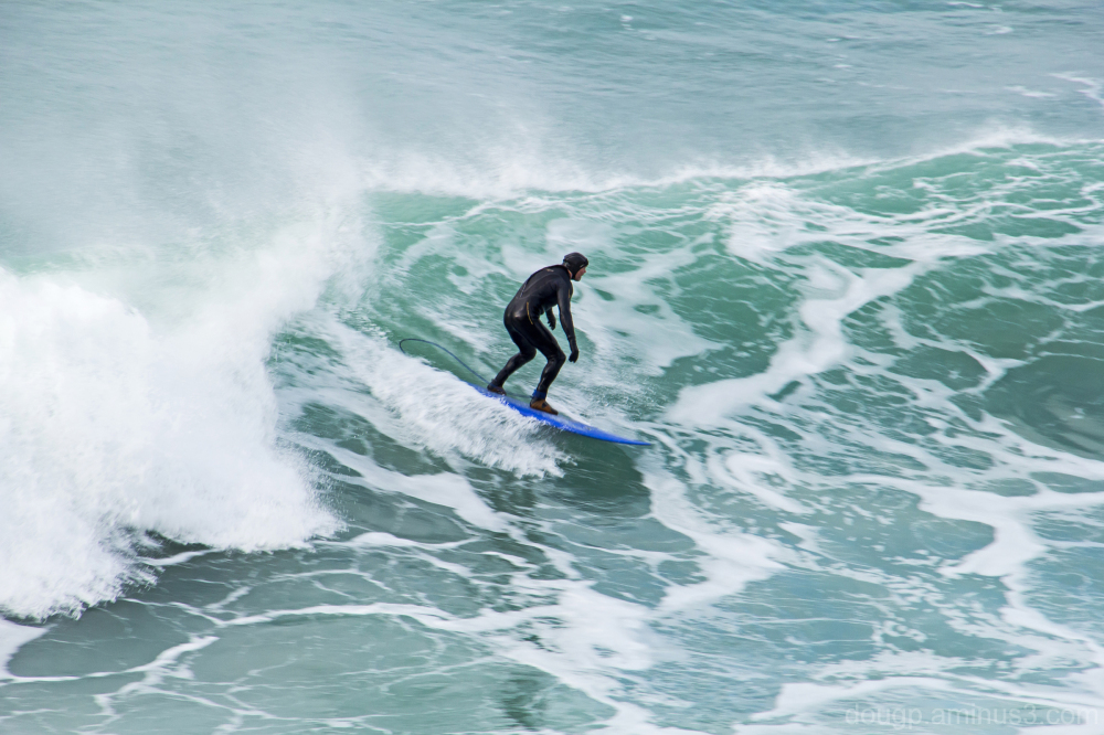 Cold surfing 2 of 2