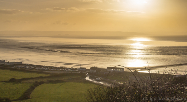 From Brean Down