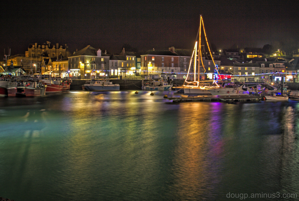 Padstow lights
