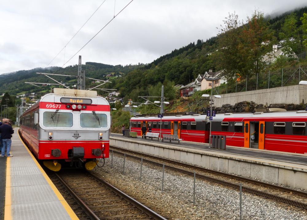 Fram railway 3