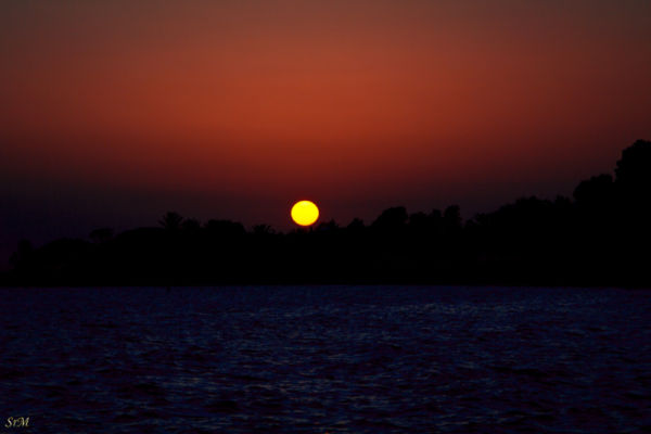 night photography,sunset,love,peace