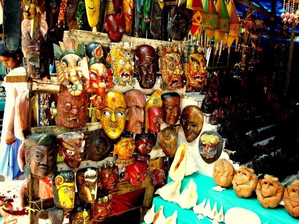 Mask shop in Kochi