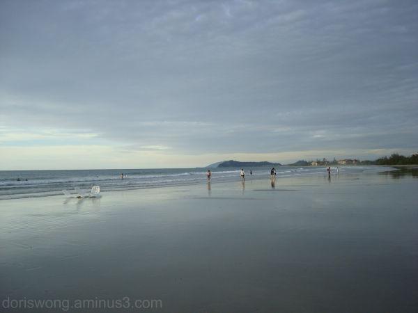 Karambunai Beach